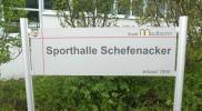 Sporthalle Schefenacker